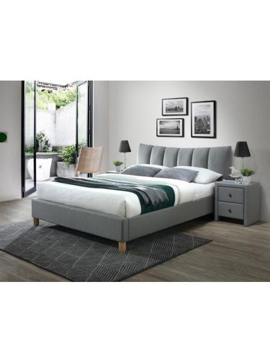 Sandy 2 Ágy 160 cm Szürke - Ágykeretek webáruház
