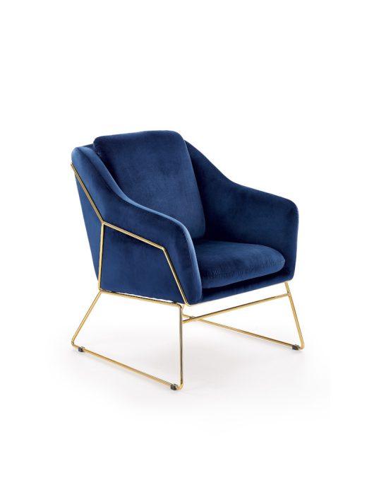 Soft 3 fotel sötét kék