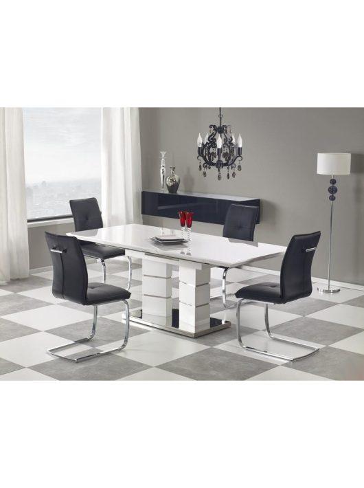 Lord Bővíthető Étkezőasztal Fehér 160-200x90cm