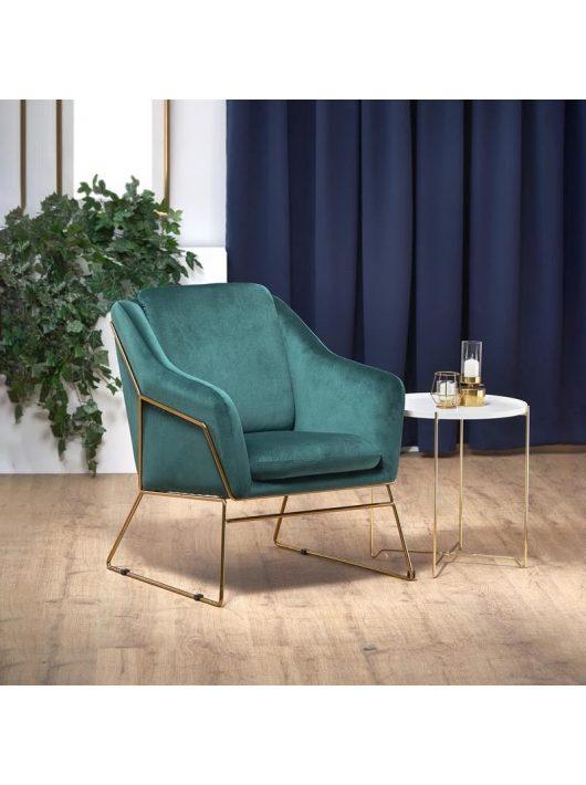 Soft 3 fotel  zöld
