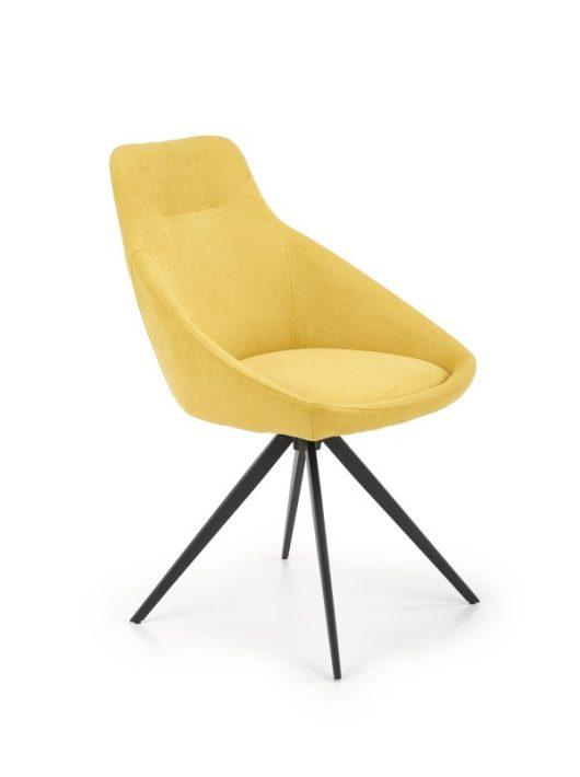 K431 Étkezőszék sárga