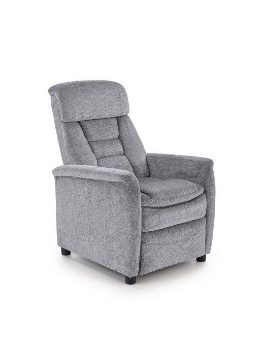 Jordan fotel szürke