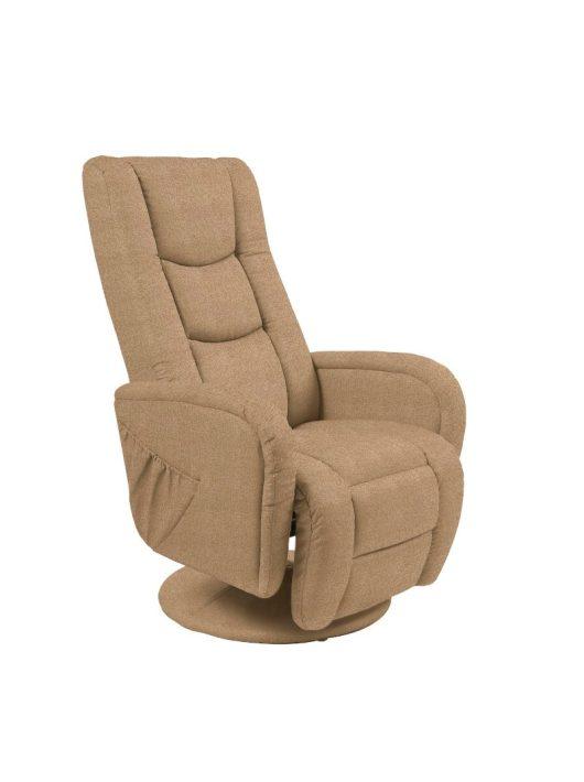 Pulsar 2 Relax masszázs fotel Bézs szövet