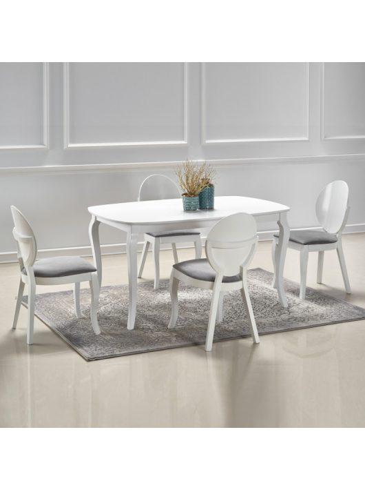 Alexander Bővíthető Étkezőasztal 150-190cm Matt fehér