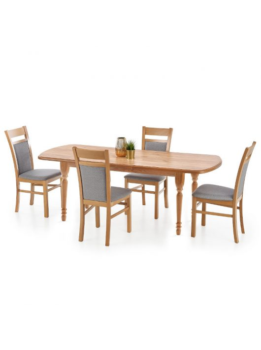 Arnold Bővíthető Étkezőasztal MDF Kézműves Tölgy 150-190x80cm