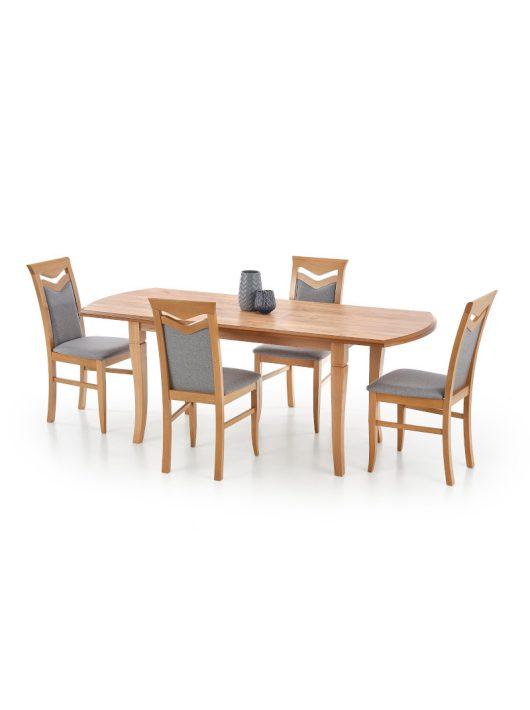 Fryderyk Étkezőasztal 160-240cm MDF Kézműves Tölgy