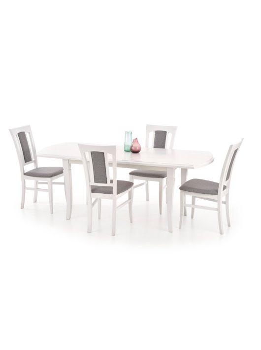 Fryderyk Étkezőasztal MDF 160-200cm Fehér
