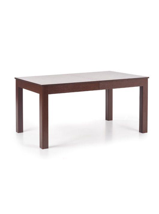 Seweryn Bővíthető Étkezőasztal 160-300cm Sötét dió