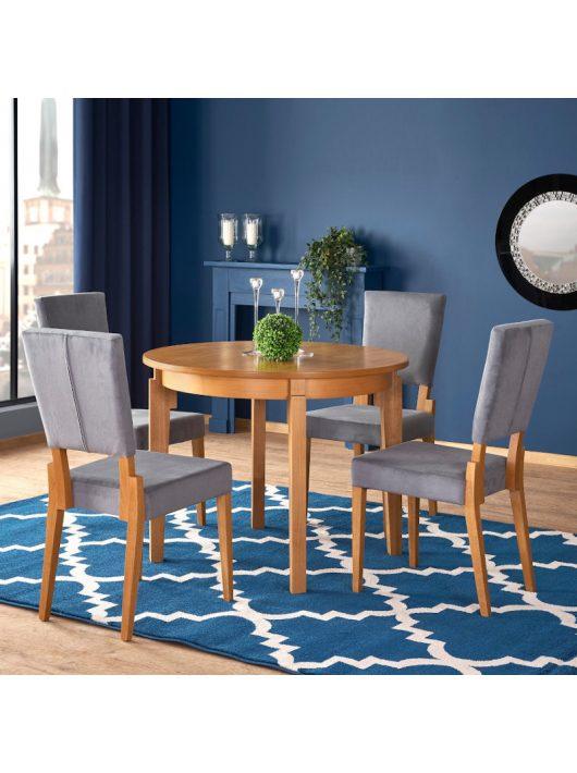 Sorbus Bővíthető Étkezőasztal 100-200cm Méz tölgy