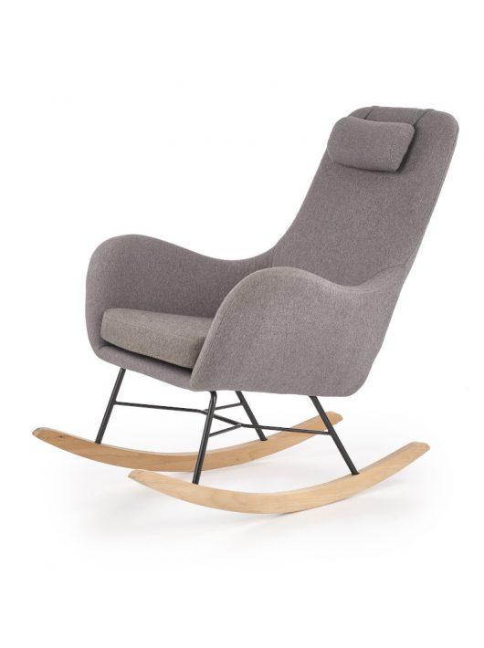 Botas hintaszék - fotel Szürke
