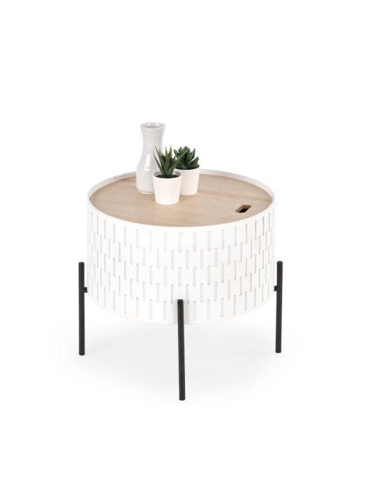 Sintra dohányzóasztal Fehér