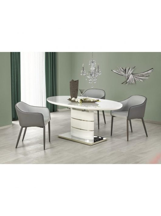 Aspen Bővíthető Étkezőasztal 140-180x90x76cm