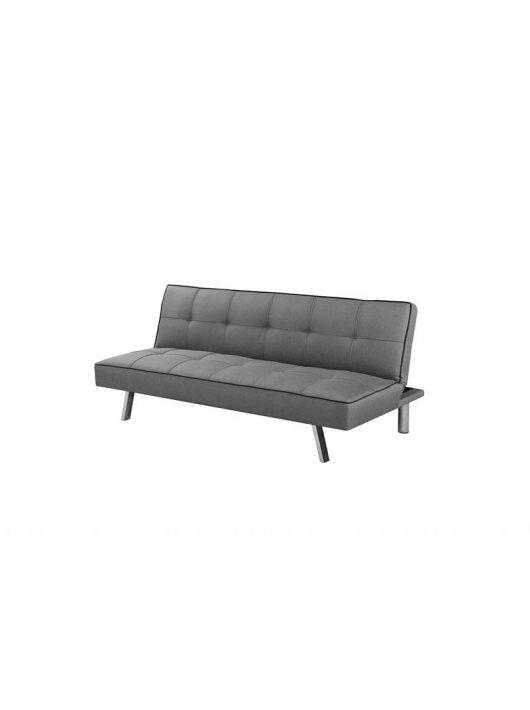 Carlo ággyá nyitható kanapé szürke