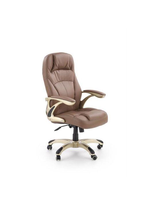 CARLOS magas háttámlás ergonomikusan kialakított főnöki forgószék