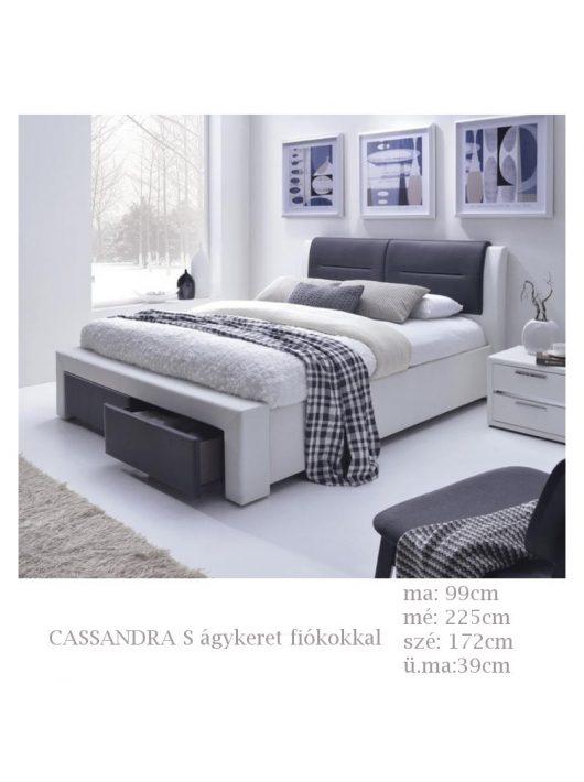Cassandra S ágykeret fiókokkal