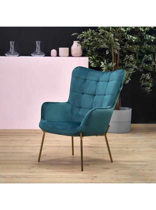 Castel 2 fotel zöld