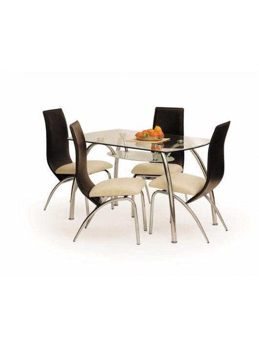 CorwinBis Étkezőasztal - Üveg étkezőasztalok webáruház