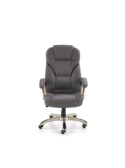 Halmar DESMOND magas háttámlás, ergonomikusan kialakított főnöki forgószék.