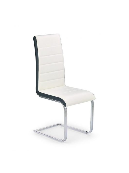 K132 Szánkótalpas szék - Fém étkezőszékek webáruház