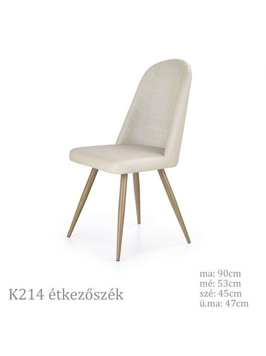 K214 étkezőszék