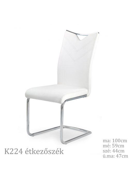 K224 étkezőszék