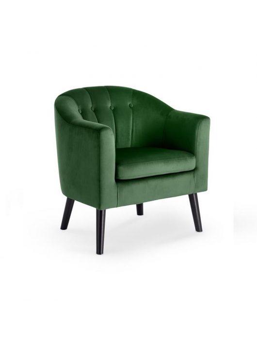 Marshal fotel sötétzöld