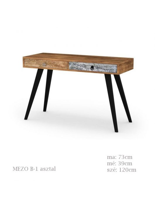Mezo B-1 asztal