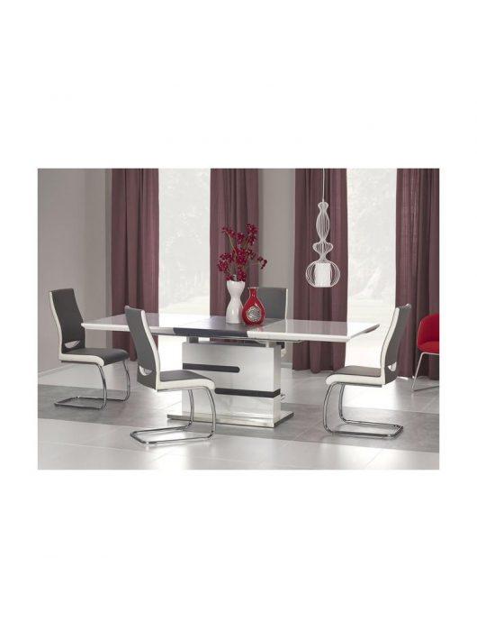 Monaco, Bővíthető, Étkezőasztal, 160-220x90x76cm