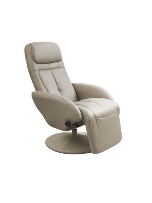 Optima Relax fotel cappuccino színben