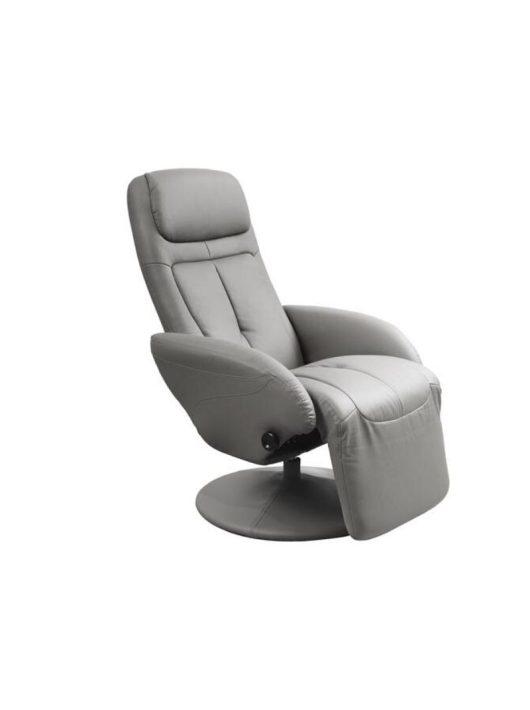 Optima Relax fotel szürke színben