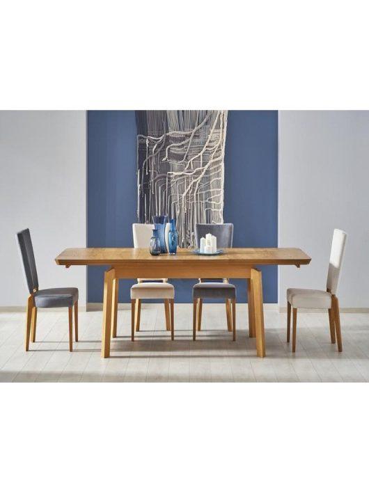 Rois Összecsukható Asztal 160 cm Mézes Tölgyfa