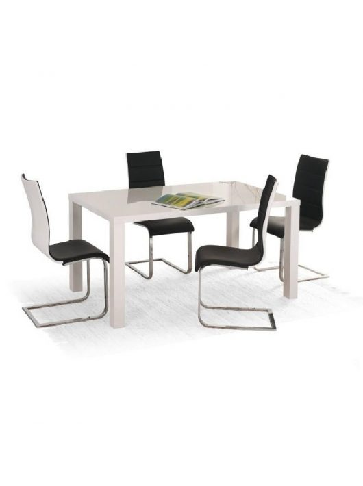 Ronald Asztal 140 cm Fehér