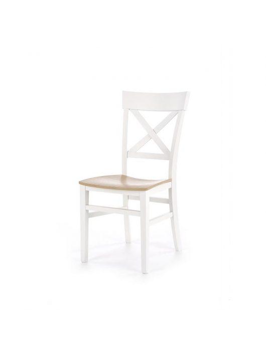 Tutti étkezőszék fehér