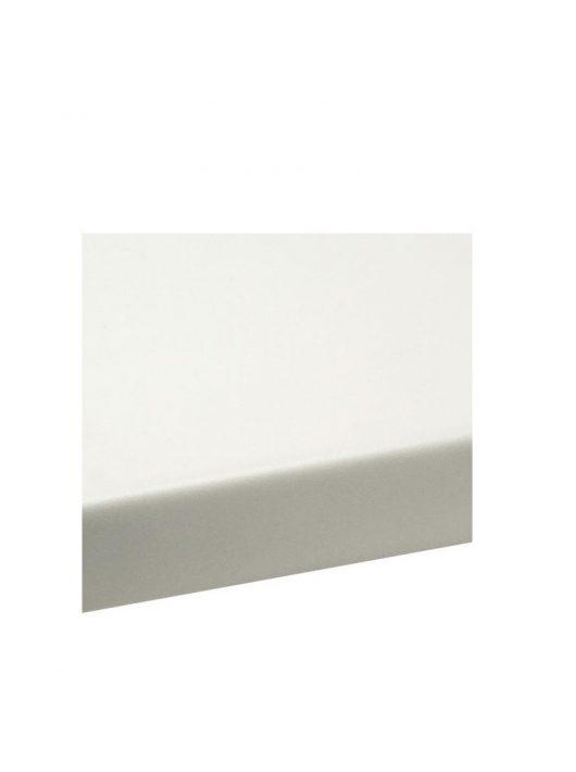 Vento 134 cm Munkalap Fehér