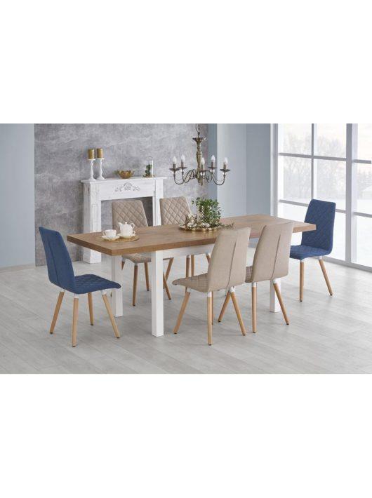 Tiago Összecsukható Asztal 140 cm Sonoma Tölgy-Fehér